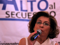 """Estrategia para prevenir secuestro en 2017 """"nace fallida"""": Isabel Miranda"""