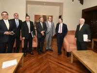 Meade se reunirá con gobernadores para dialogar sobre gasolinazo