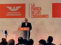 Movimiento Ciudadano prepara plataforma para 2018