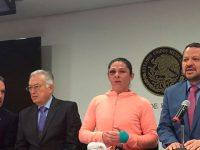 Ana Guevara pide poner alto a la violencia contra mujeres; Senado condena agresión