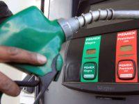 Precios máximos de la gasolina vigentes para enero de 2017