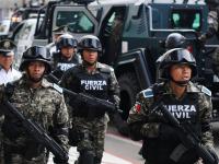 Mexicanos se sienten menos seguros en sus ciudades: INEGI