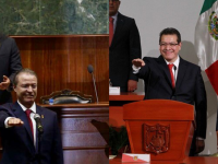 Rinden protesta nuevos gobernadores de Sinaloa y Tlaxcala