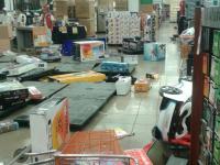 Reportan 250 tiendas saqueadas y más de 400 detenidos por vandalismo