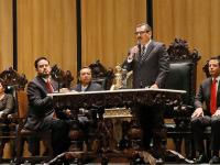 Inician labores nuevos alcaldes en Aguascalientes, Oaxaca, Sinaloa y Tlaxcala