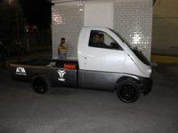 Presentan vehículo eléctrico mexicano en la Ciudad de México