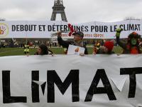Se requieren 90 billones de dólares para cumplir con Acuerdo de Paris contra Cambio Climático