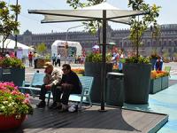 El espacio público en la Constitución de la CDMX