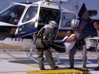 México con menos de un helicóptero de emergencias médicas por cada millón de habitantes