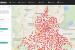Crimen por tu Rumbo: el mapa interactivo de la incidencia delictiva en la CDMX
