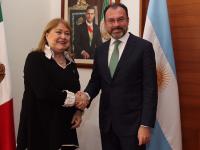 Es hora de que México mire hacia el sur: Canciller Argentina
