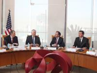 No habrá deportaciones masivas, asegura Jhon Kelly en reunión con Gobierno mexicano