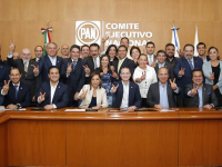PAN elige a Vázquez Mota como candidata para el Edomex