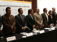 Representantes del transporte de 11 estados firman Pacto Nacional de Movilidad