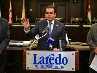 Trump no construirá muro en los Laredos: Enrique Rivas