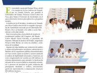 Dirige mensaje Enrique Rivas a nombre de los 43 alcaldes de Tamaulipas