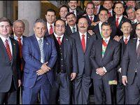 Hay 23 ex gobernadores bajo la mira por presunta corrupción