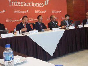 Más dinero para municipios: Grupo Financiero Interacciones