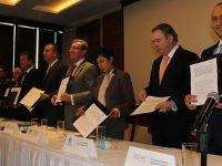 Firman convenio para impulsar el desarrollo de las Zonas Económicas Especiales