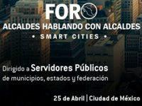 Foro Alcaldes hablando con Alcaldes: Smart Cities