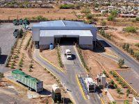 Cuidado del medio ambiente con el Tratamiento de RSU Municipales de TECMED