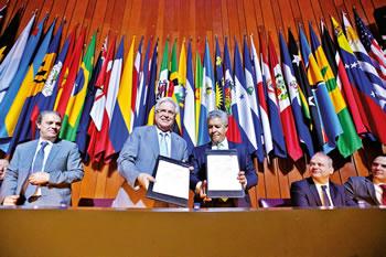 Infonavit y ONU-Habitat  Firman Convenio