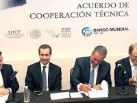 Banco Mundial firma acuerdo de cooperación con Zonas Económicas Especiales