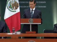 Peña Nieto y Conago presentan acciones para protección de periodistas