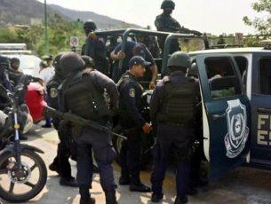 Policías de Zihuatanejo son procesados por delincuencia organizada