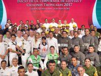 Gobierno Federal coordina canal único de respuesta ante desastres naturales