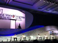 Vinculan tecnología y políticas públicas en Congreso Mundial del Agua en Cancún