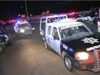 Grupo armado asesina a cinco policías municipales de Ecatepec
