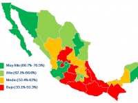 Internet en México refleja la división entre un país más y menos desarrollado