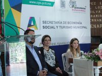 "Gobierno municipal de Aguascalientes lanza programa ""Mujeres Moviendo a México"""
