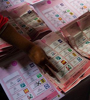 Enseñanzas del PREP en las elecciones gubernamentales