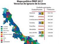 Elecciones Veracruz 2017: resultados en municipios