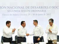 México consolida los cimientos de la política social de Estado: SEDESOL