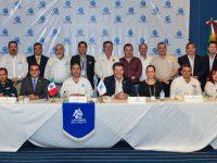 Nuevo Laredo refuerza proyectos económicos con COPARMEX y Laredo, Texas