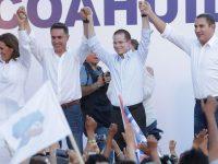 PAN acuerda crear frente amplio opositor para elecciones de 2018