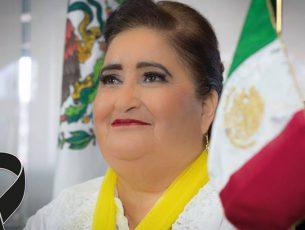 Fallece alcaldesa de Temixco, Morelos