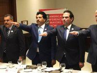 Instalan Junta de Gobierno de Alcaldes de América en la CDMX