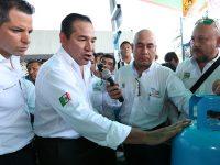 Anuncia SEDESOL venta de gas LP en tiendas Diconsa