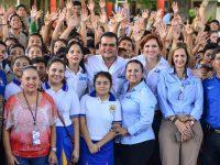 En 9 meses Nuevo Laredo logra tener escuelas dignas y modernas