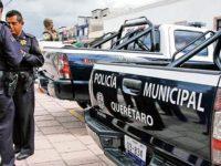Roban decenas de armas a Policía Municipal de Querétaro