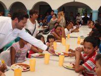 Comedores comunitarios de la Sedesol llegan a Yucatán