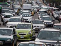 En 10 años creció 159% el parque vehicular en la Ciudad de México