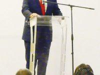 Alcaldes son quienes pueden devolver la confianza al pueblo : Dr Enríquez