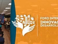 Inicia Foro Internacional de Innovación para el Desarrollo Sostenible