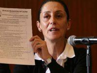 Documentos falsos del colegio Rébsamen son responsabilidad de Invea: Sheinbaum