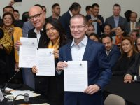 Avanza registro del Frente Ciudadano por México en el INE